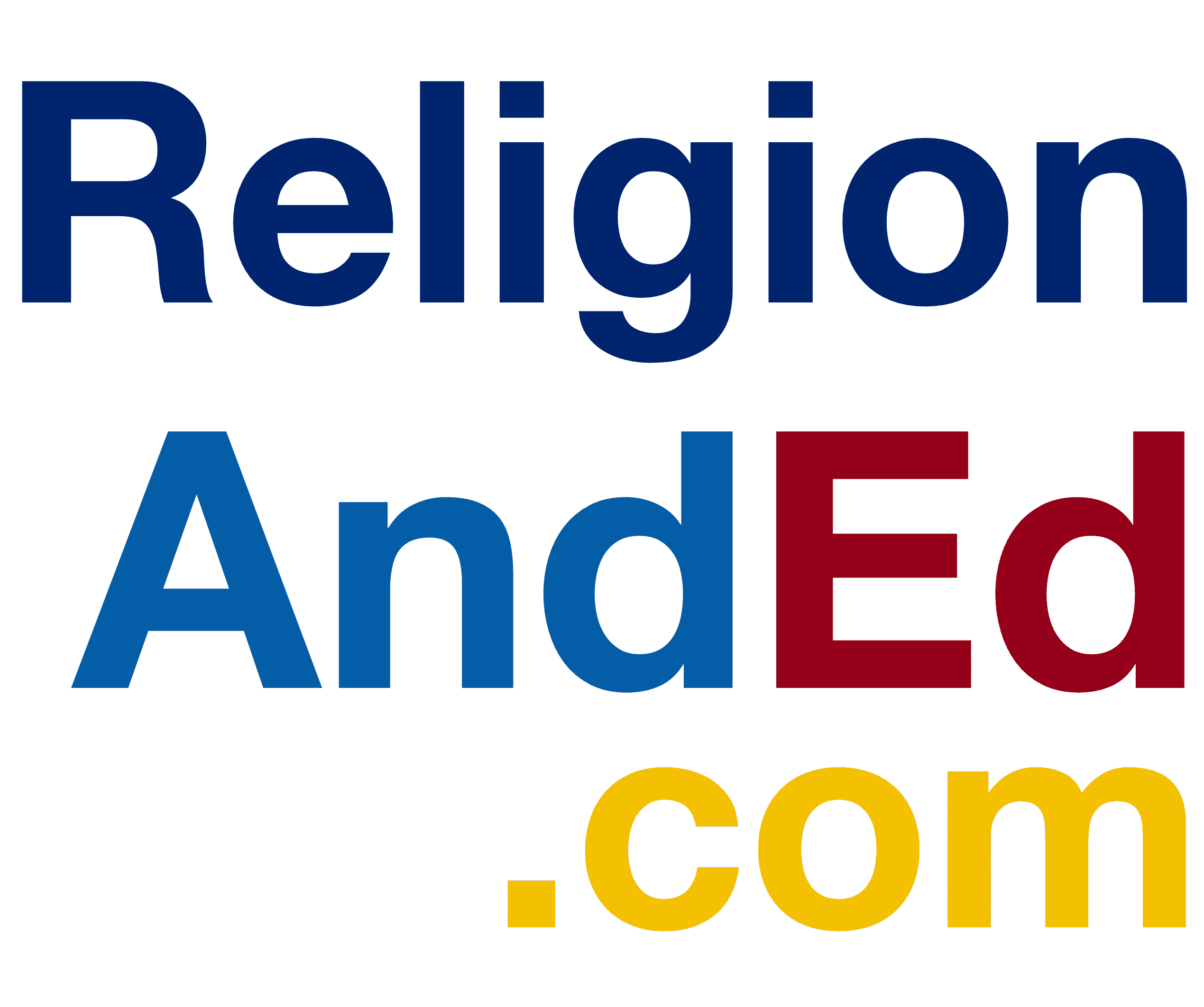 ReligionAndEd logo clear