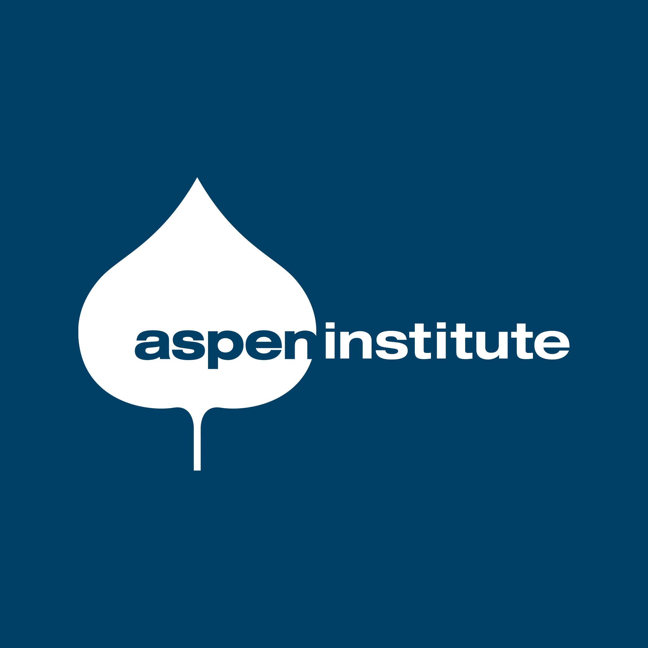 Aspen Institute square logo
