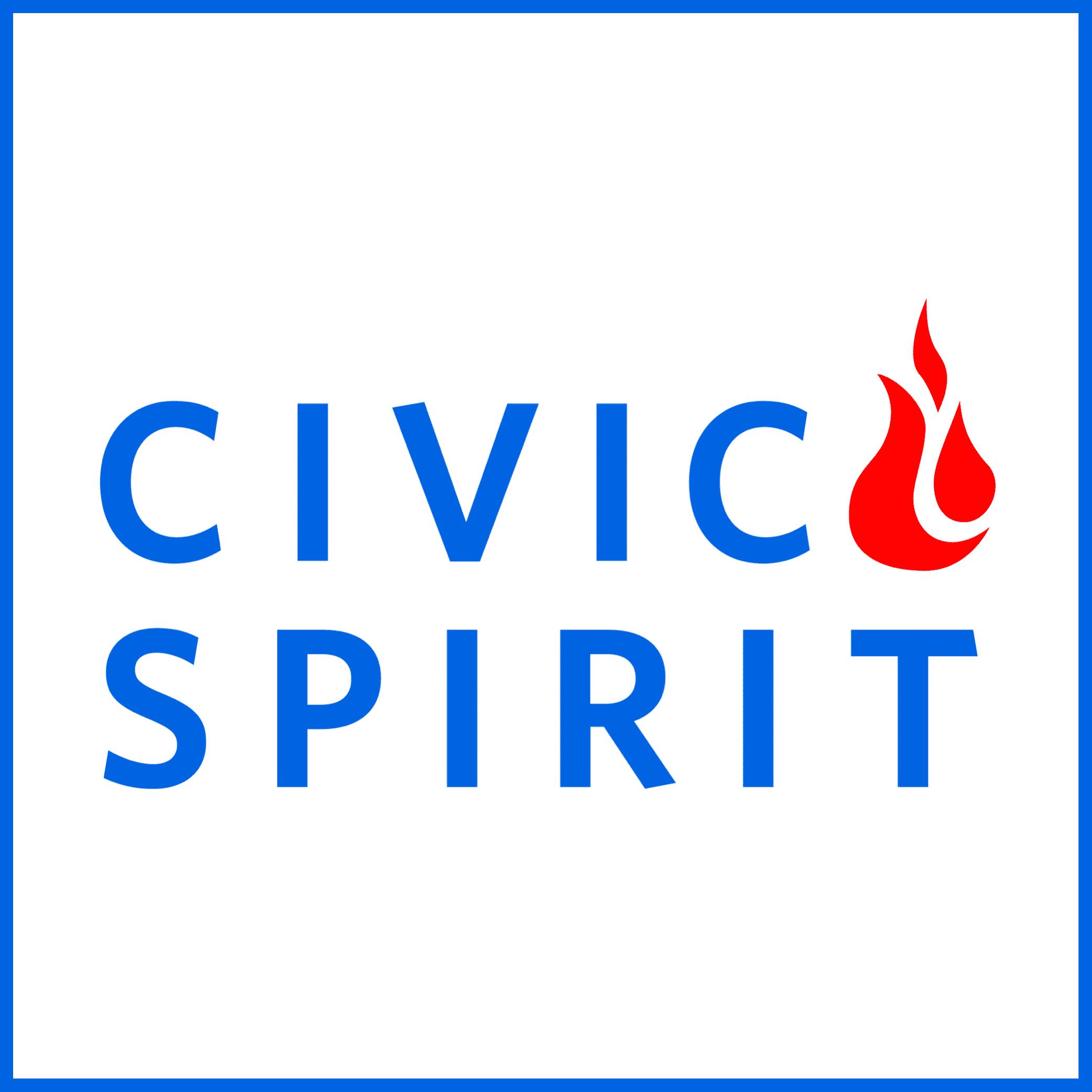 Civic Spirit sq logo